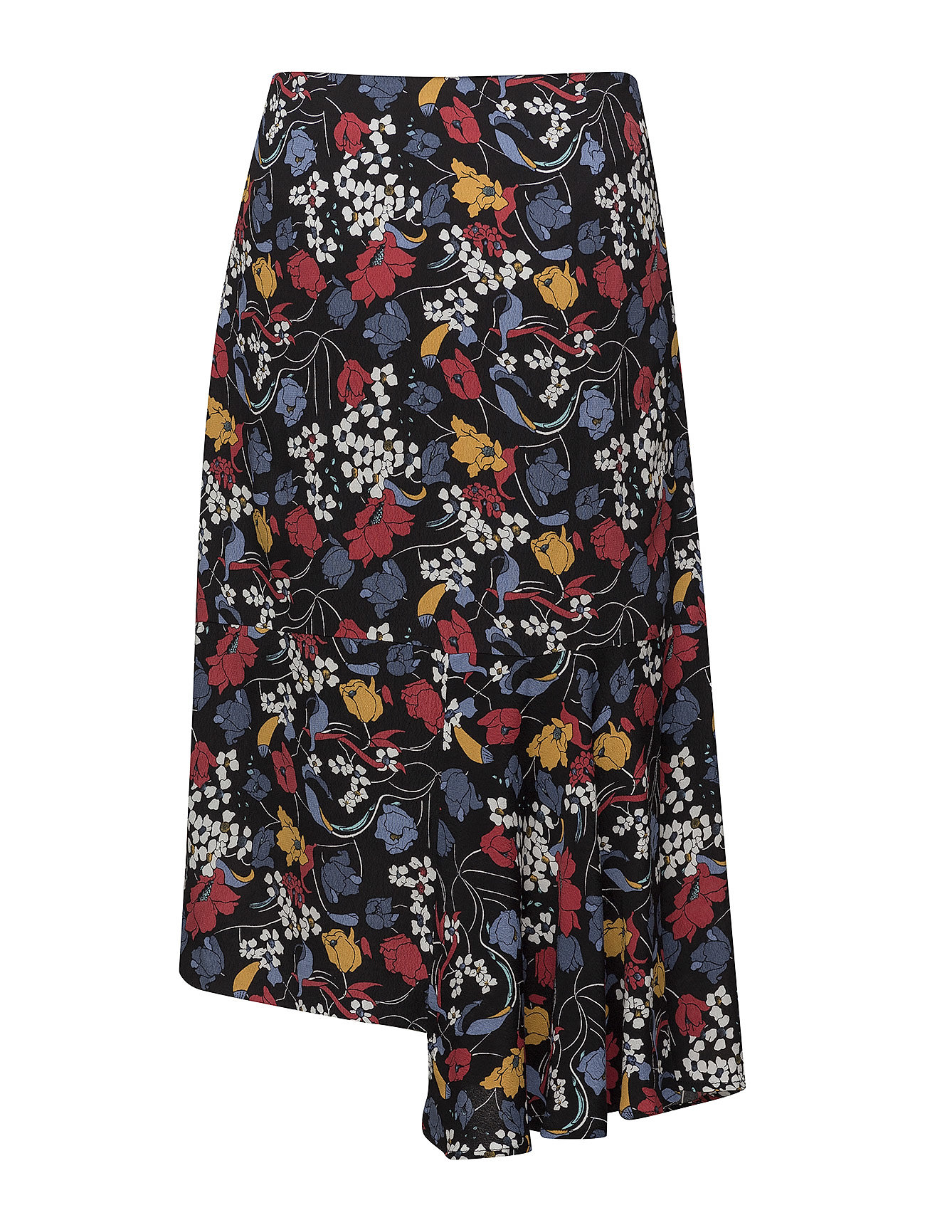 Just Female Ines skirt - FLOWER PARTY