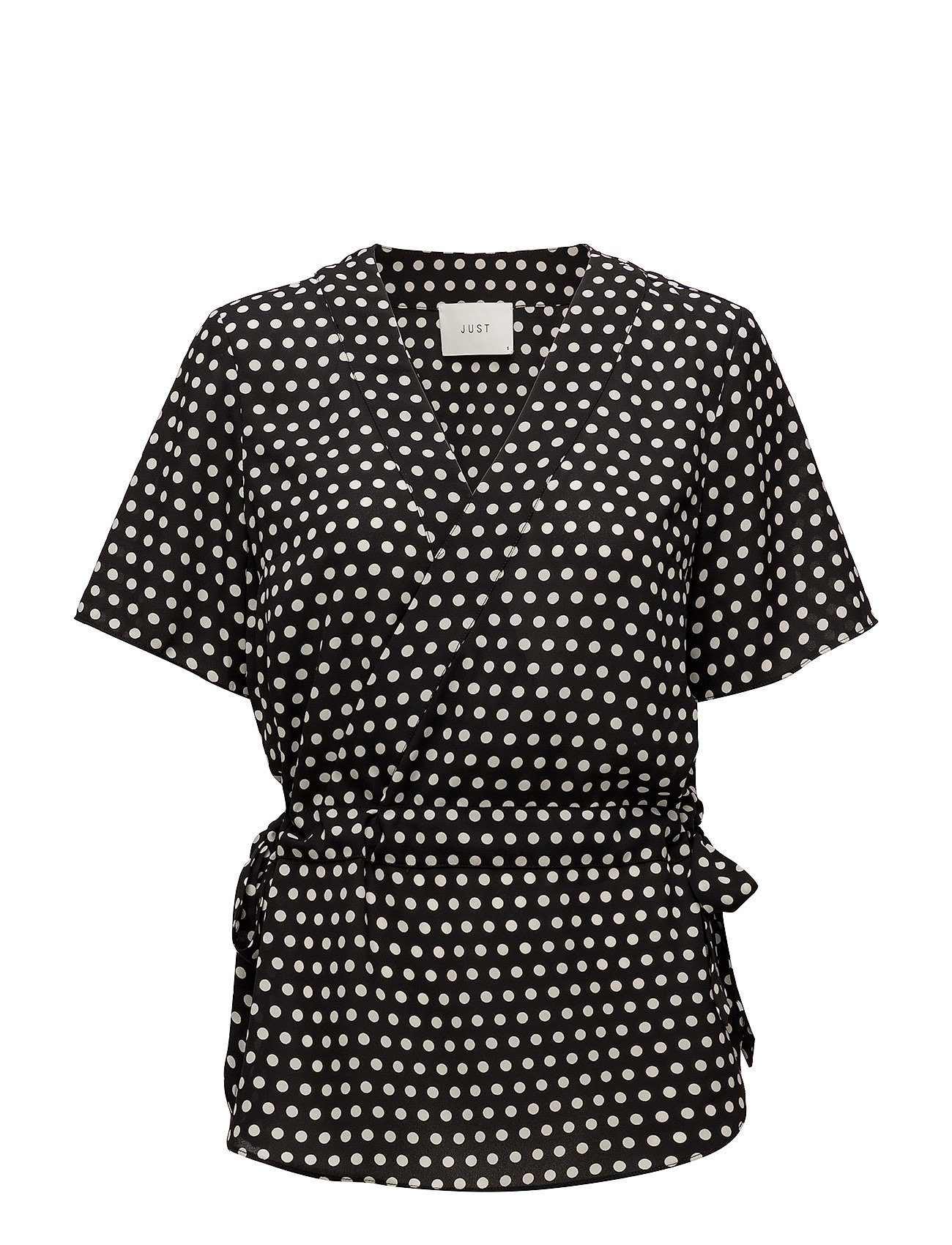 Just Female Eline blouse - MIDI DOT