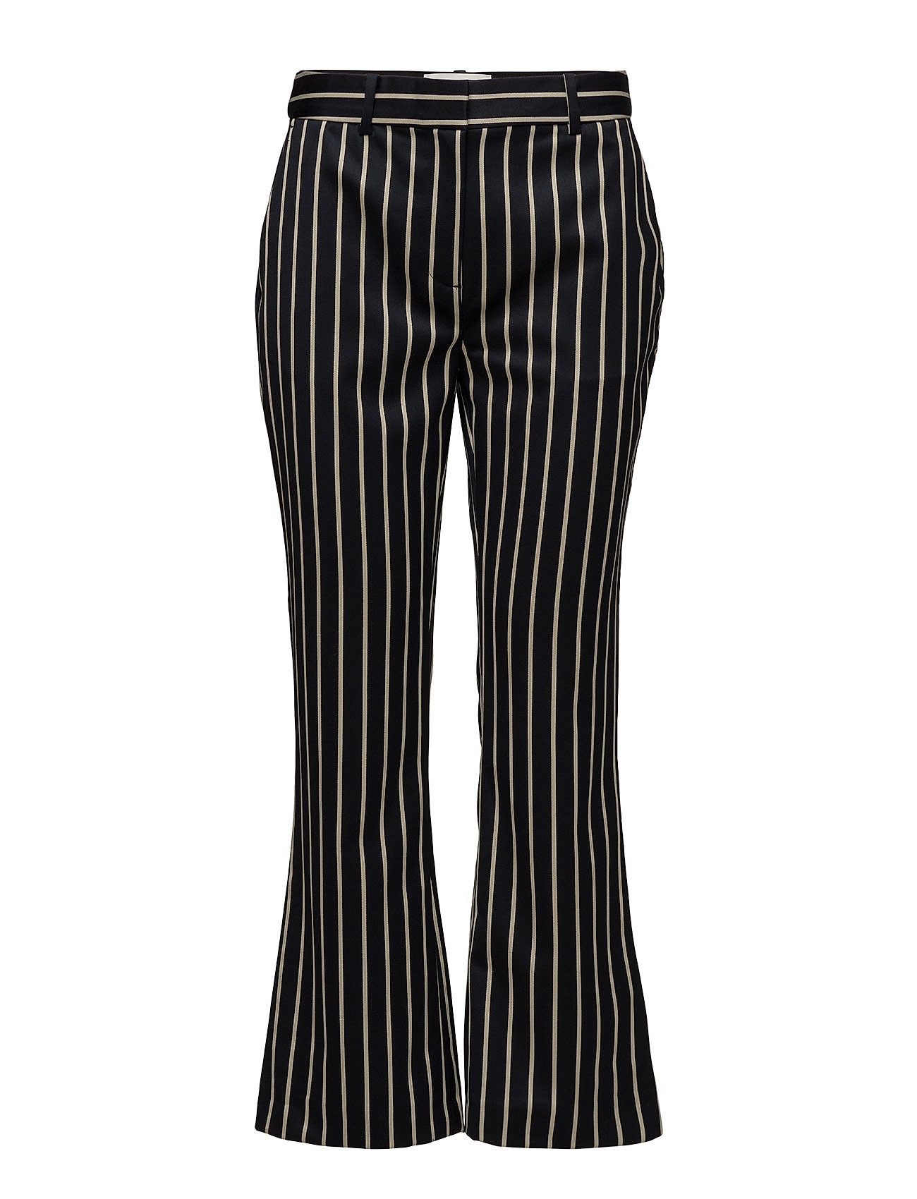 Just Female Laurent trousers - BLUE WHITE STRIPE