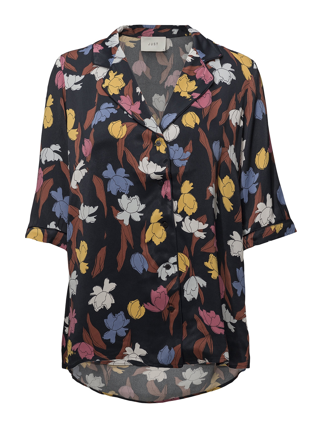 Just Female Nina shirt - JENNA AOP