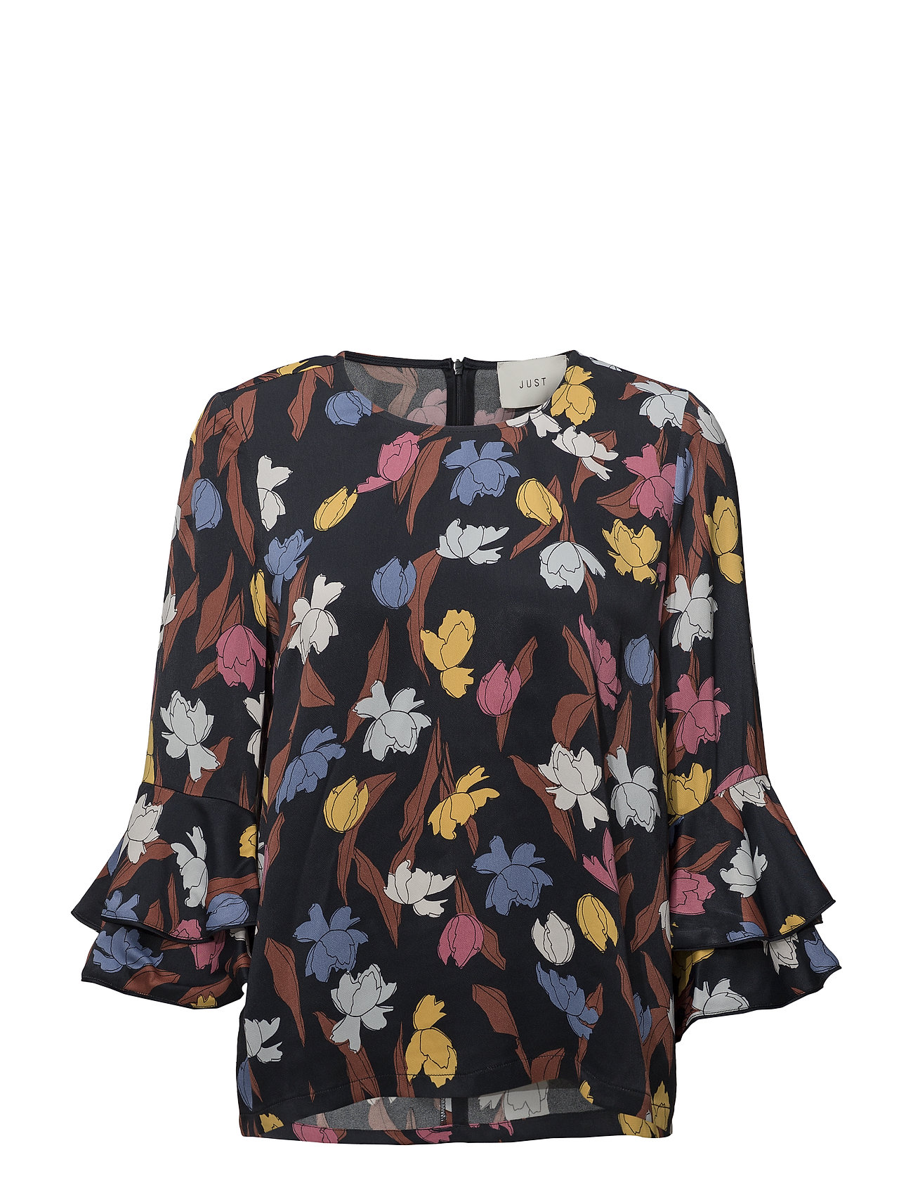 Just Female Nina blouse - JENNA AOP