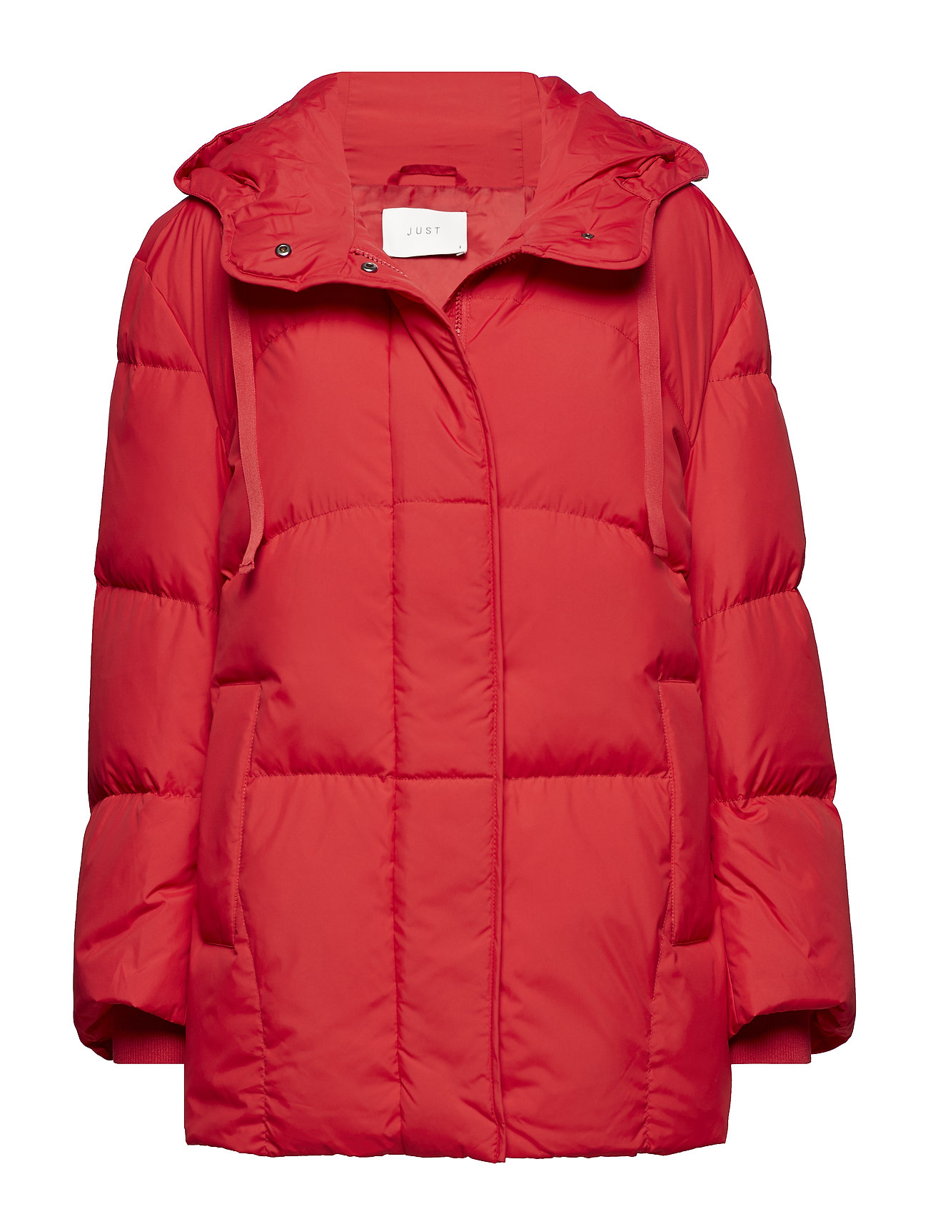 Just Female Puffy coat - SCARLET SAGA