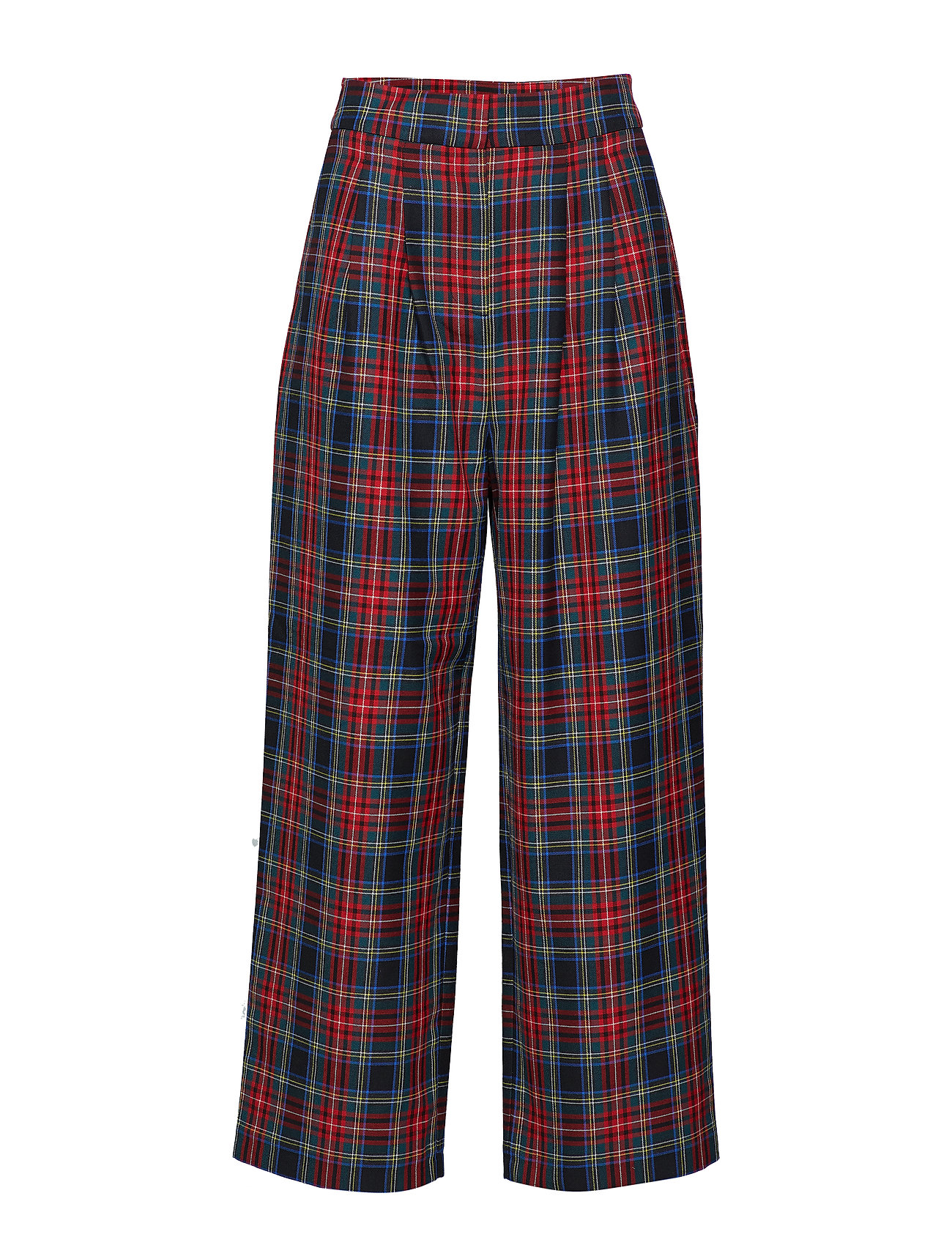 Just Female Sinclair trousers - RED CHECK