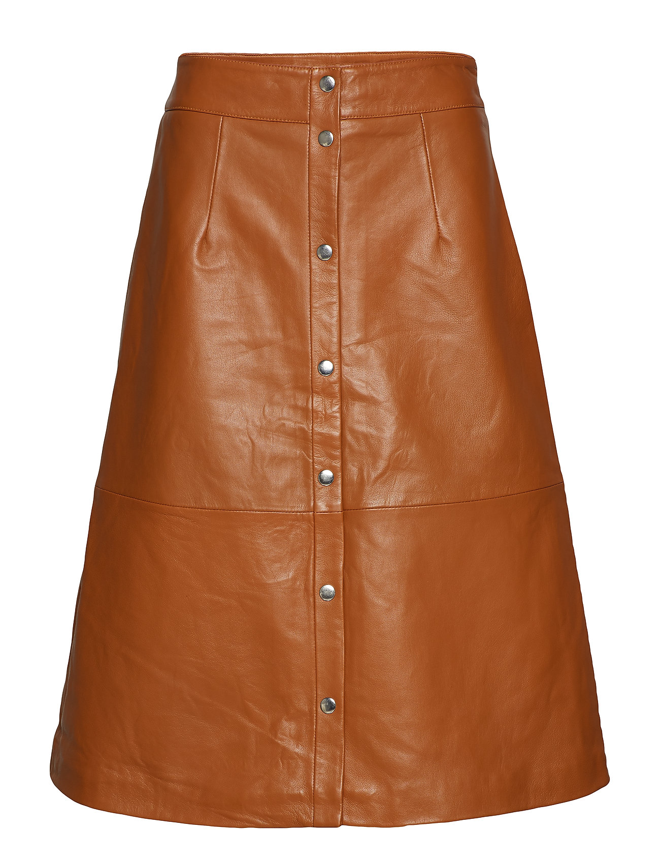 Image of Alfa Leather Skirt (3122948623)