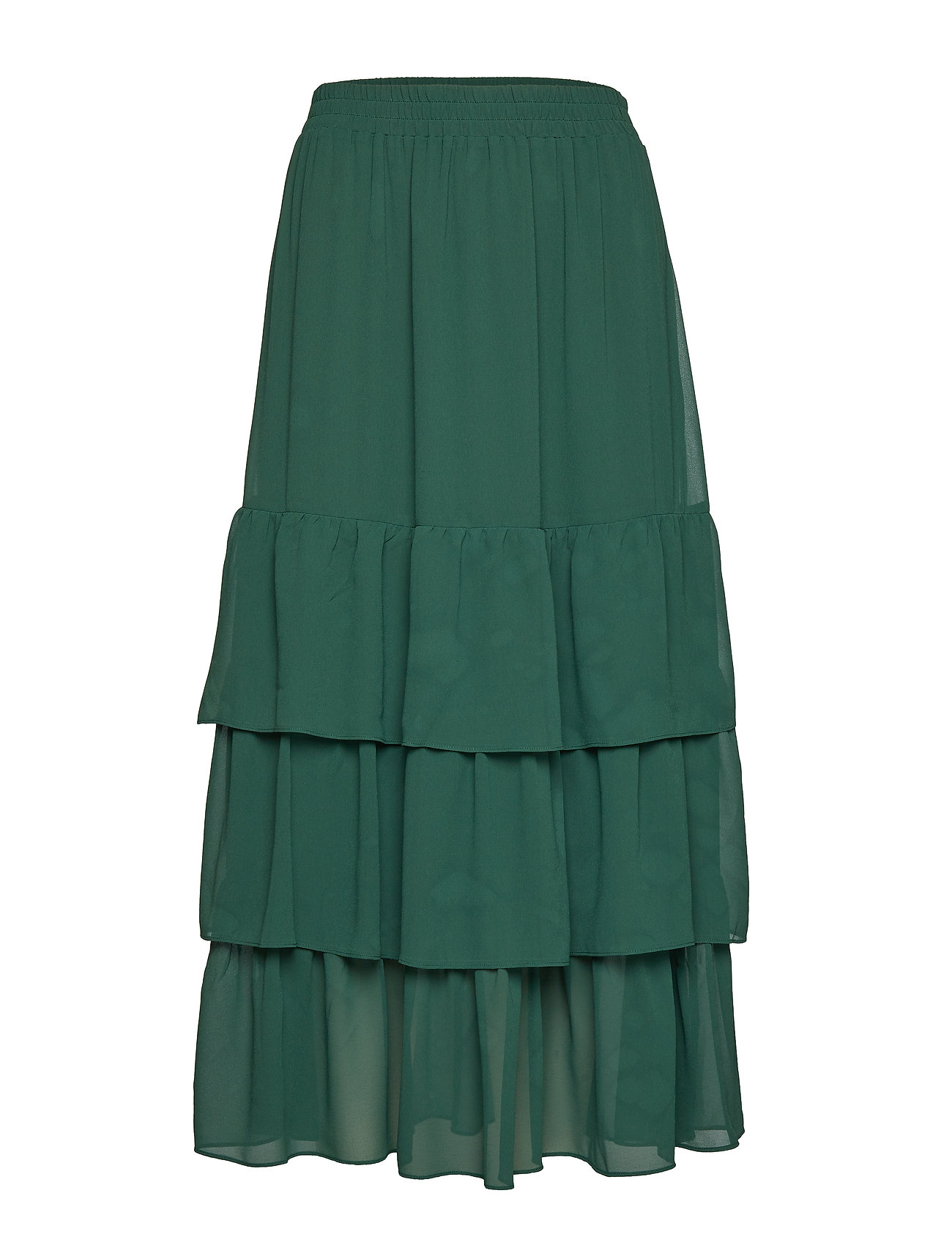 Just Female Lera maxi skirt - DARK GREEN