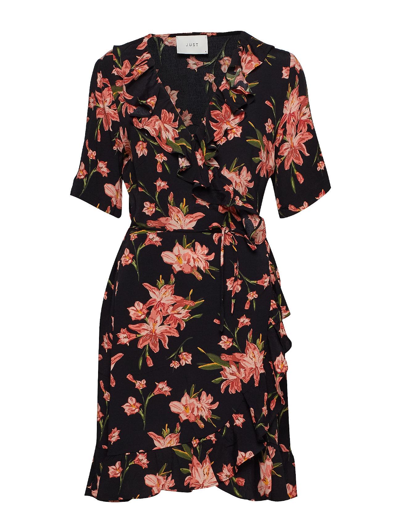 4796a73b9 Oline wrap dress