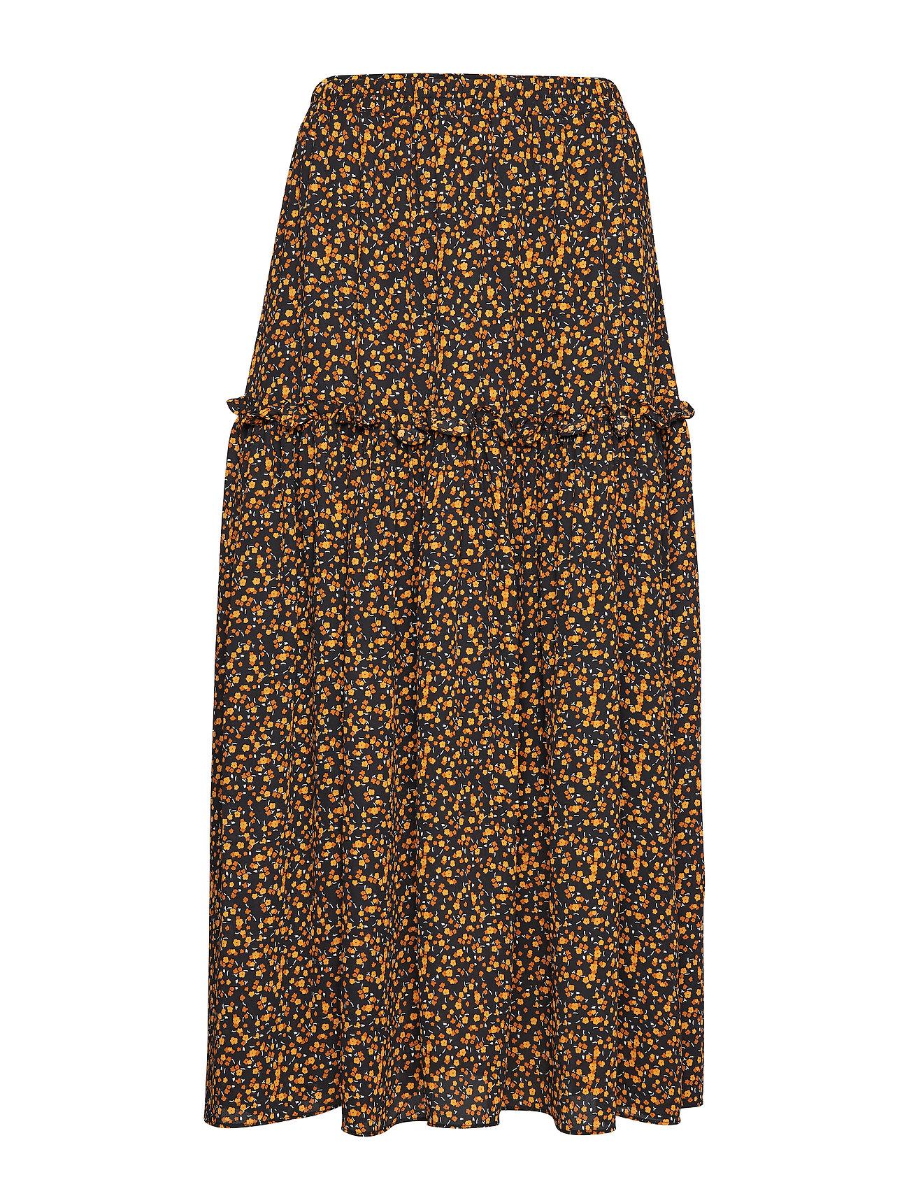 Just Female Fiji maxi skirt - LITTLE FLOWER AOP