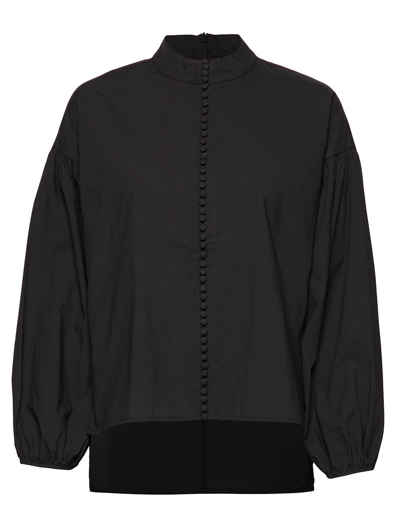 Just Female Senna shirt - BLACK