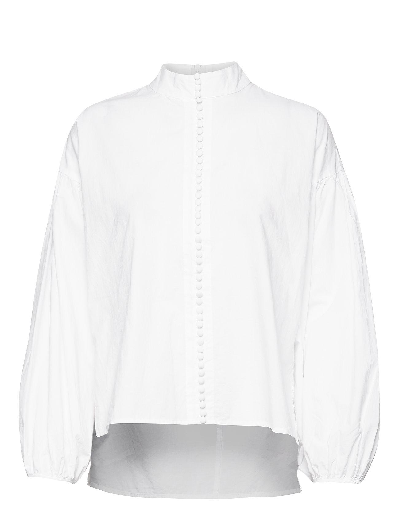 Just Female Senna shirt - WHITE