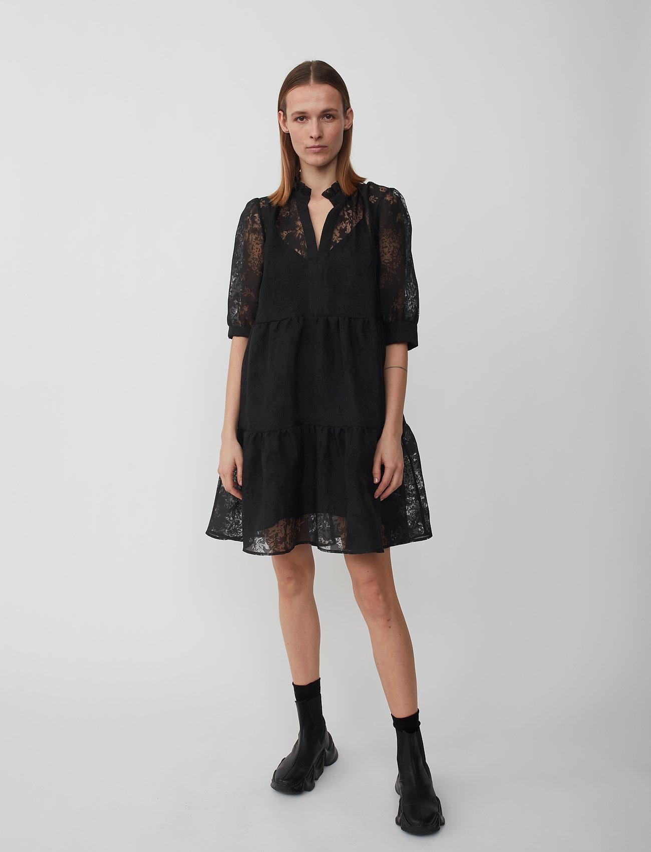 Just Female - Kiki dress - short dresses - black - 0
