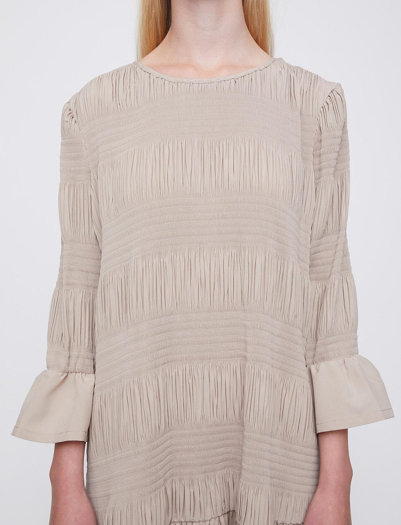 Just Female - Etienne dress - midi kjoler - cobblestone - 3