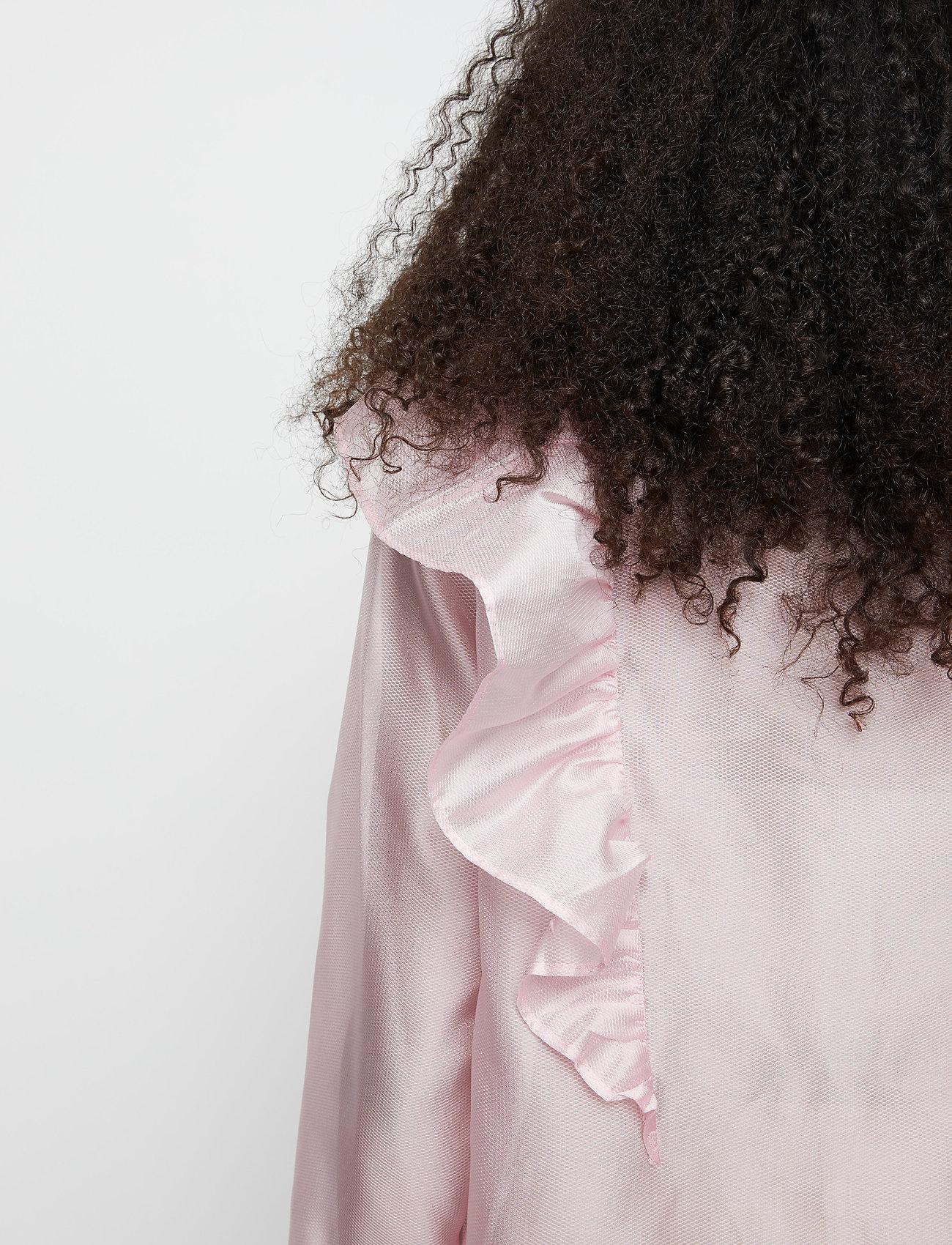 Just Female - Cholet shirt - long-sleeved shirts - pink mist - 3