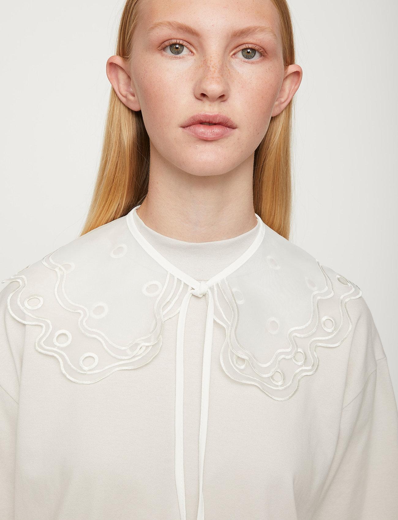 Just Female - Waterloo collar - kragar - white - 0