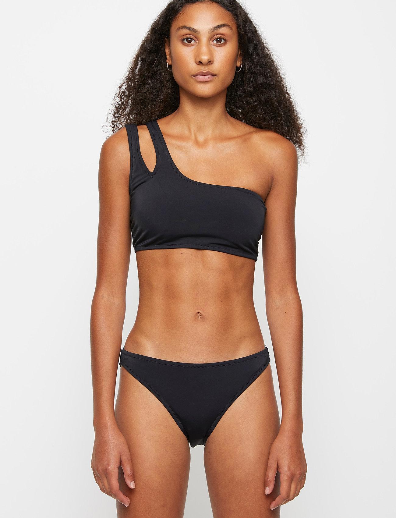 Just Female - Paola bikini bottom - bikini bottoms - black - 0