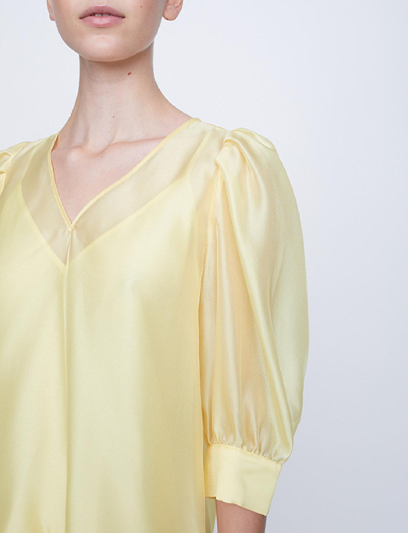Just Female - Ventura dress - sommerkjoler - lemon grass - 5