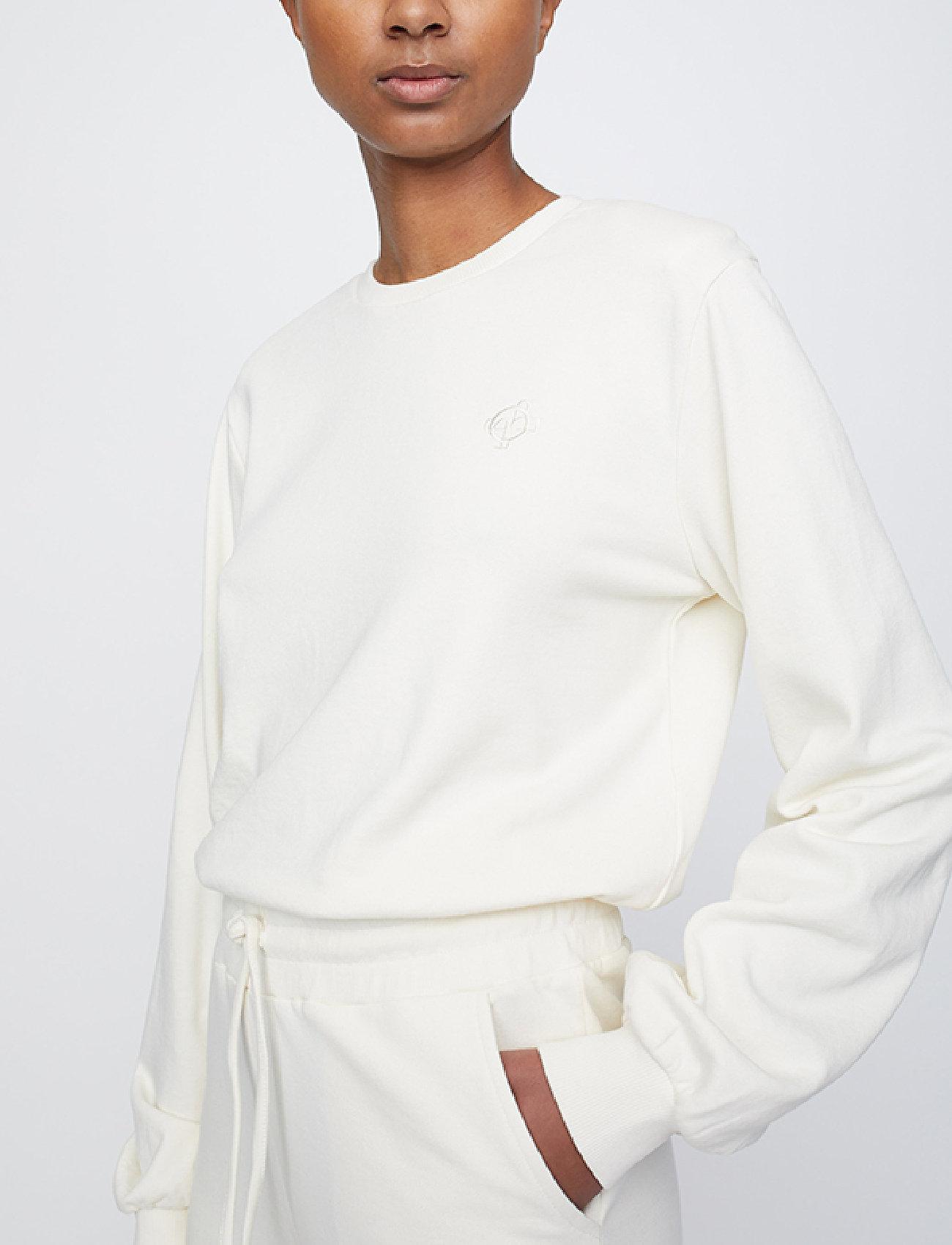 Just Female - Henderson crewneck - sweatshirts & hoodies - off white - 0