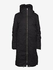 Just Female - Steal coat - padded coats - black - 2