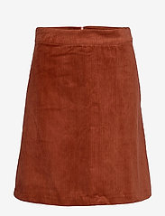 Just Female - Jane skirt - midi - red ochre - 0