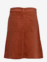 Just Female - Jane skirt - midi - red ochre - 2