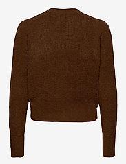 Just Female - Rebelo knit cardigan - cardigans - emperador - 1