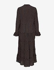 Just Female - Musette maxi dress - maksimekot - dot aop - 1