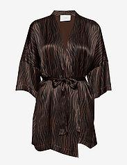 Just Female - Katrina kimono - kimonos - zebra aop - 0