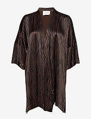 Just Female - Katrina kimono - kimonos - zebra aop - 2