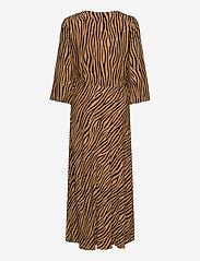 Just Female - Nia maxi dress - everyday dresses - zebra aop - 1