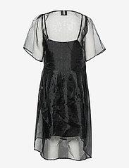 Just Female - Timmo dress - midi dresses - golden brown dot - 1