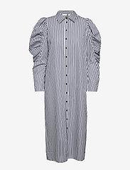 Just Female - Sindra dress - summer dresses - sindra stripe - 2