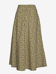 Just Female - Dove maxi skirt - midi skirts - multi flower aop - 1