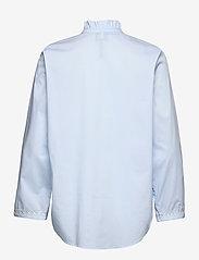 Just Female - Aurora blouse - långärmade blusar - xenon blue - 1