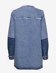 Just Female - Norma denim jacket - denimjakker - blue denim - 2