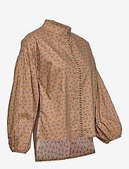 Just Female - Merle shirt - long sleeved blouses - snowdrop khaki - 2