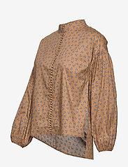 Just Female - Merle shirt - long sleeved blouses - snowdrop khaki - 3