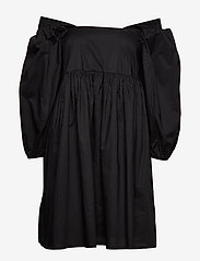 Just Female - Merle dress - summer dresses - black - 1