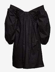 Just Female - Merle dress - summer dresses - black - 3