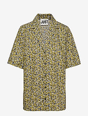 Just Female - Dove shirt - overhemden met korte mouwen - multi flower aop - 0