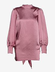 Just Female - Simone blouse - långärmade blusar - heather rose - 0