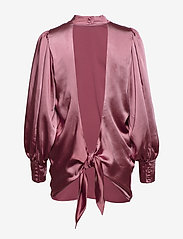 Just Female - Simone blouse - långärmade blusar - heather rose - 1