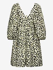 Just Female - Nellie dress - summer dresses - blurred camo aop - 1