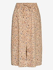 Just Female - Juvina skirt - midi skirts - terazzo aop - 0