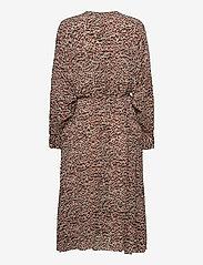 Just Female - Virginia dress - summer dresses - sketchy ikat aop - 2