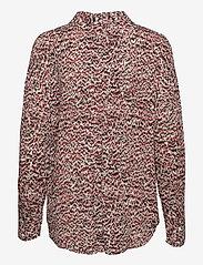 Just Female - Virginia shirt - långärmade skjortor - sketchy ikat aop - 1