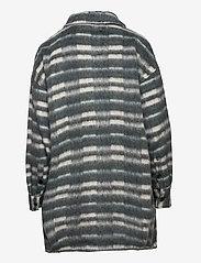 Just Female - Gail jacket - wool jackets - balsam check - 2