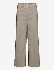 Just Female - Kelly trousers - vida byxor - kelly check - 1