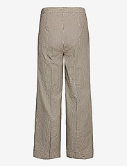 Just Female - Kelly trousers - vida byxor - kelly check - 2