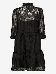 Just Female - Kiki dress - short dresses - black - 2