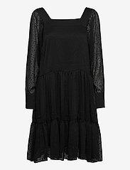 Just Female - Lula dress - summer dresses - black - 1