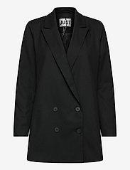 Just Female - Watson blazer - oversize kavajer - black - 0